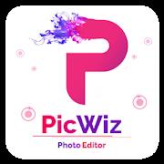 PicWiz - Smoke Effect, Photo Edit And Name Effect