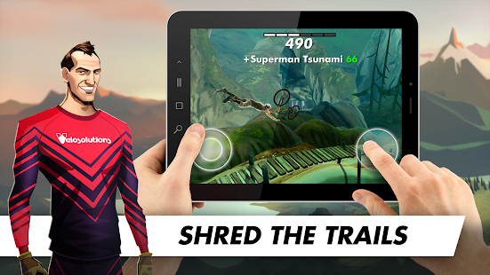 Bike Unchained Android apk