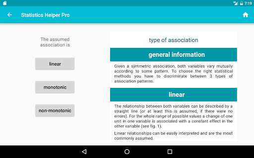 statistics helper pro screenshot 8