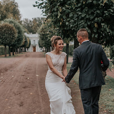 Wedding photographer Darya Pavlova (pavlovadashuta). Photo of 31.10.2018