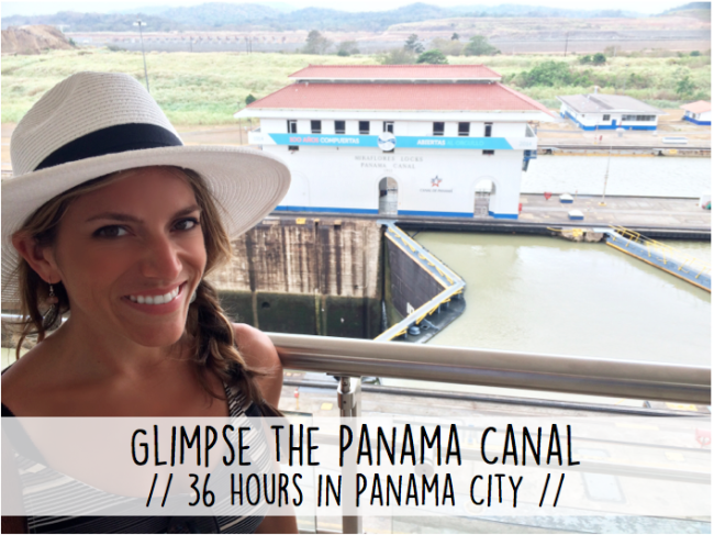 Head to the Panama Canal Museum for a tour of the canal's fascinating history.