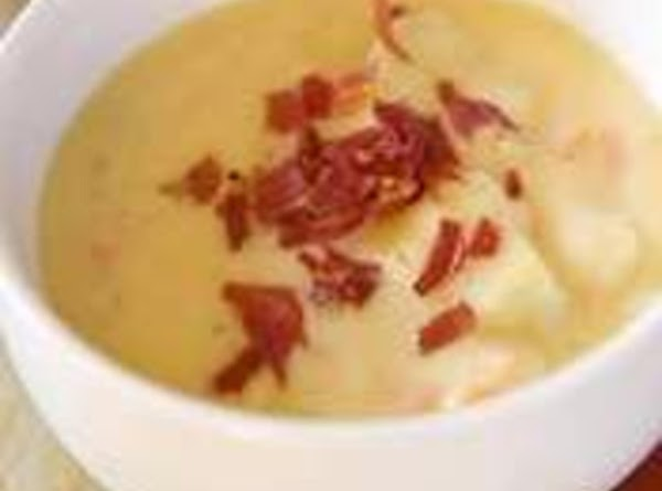 Good, Fast, And Home Made Potato Soup Recipe