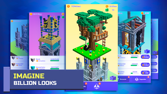 TapTower Mod Apk 1.14 (Free Shopping + Unlimited Money) 3