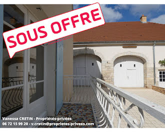 maison à Fretigney-et-Velloreille (70)