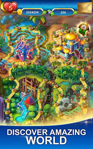 Lost Jewels - Match 3 Puzzle filehippodl screenshot 8