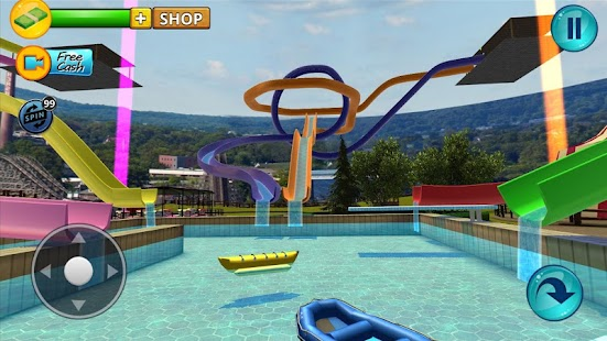Water Slide Downhill Rush- screenshot thumbnail