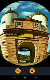 Fisheye Lens Pro- screenshot thumbnail