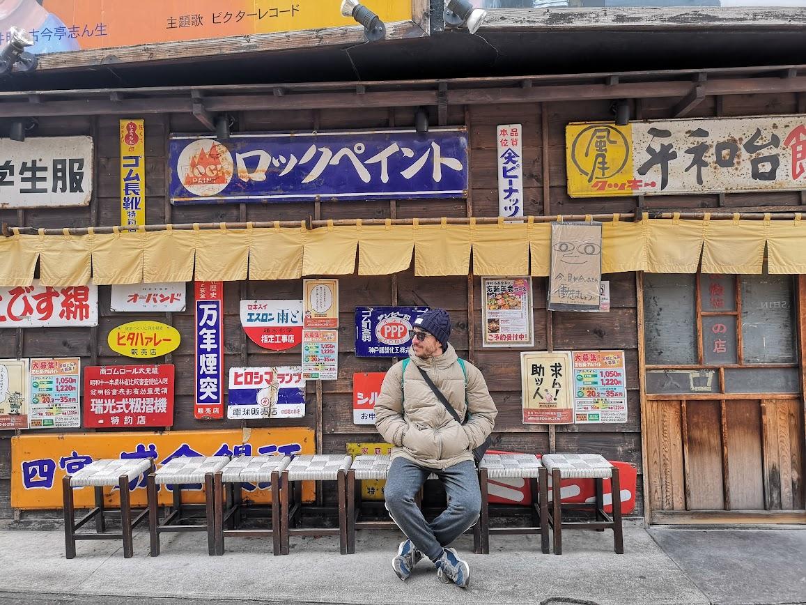 Lo cierto es que en Nagano... se come de lujo!