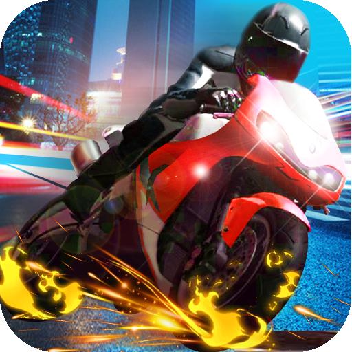 Road Rush - Motor Bike Racing
