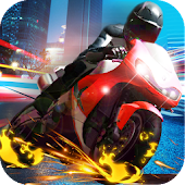 Road Rush - Motor Bike Racing