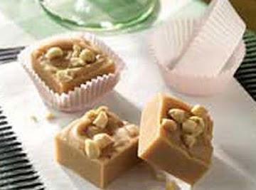 Creamy Peanut Butter Fudge Recipe