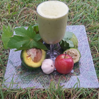 Healthy Colon Cleansing Smoothie.