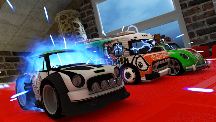 Table Top Racing: World Tour - Nitro Edition Screenshot Image