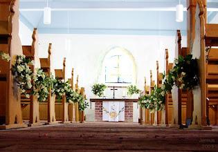 Photo: Dorfkirche in Poserin
