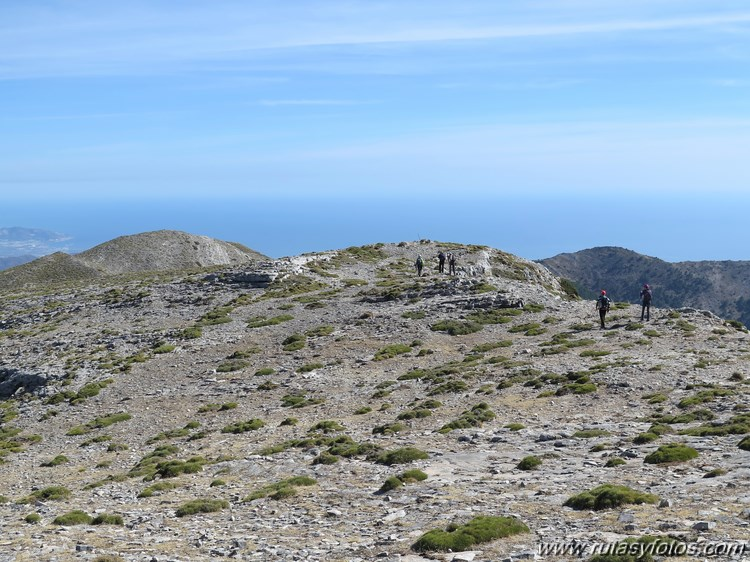 Pinarillo - Navachica - Barranco de los Cazadores