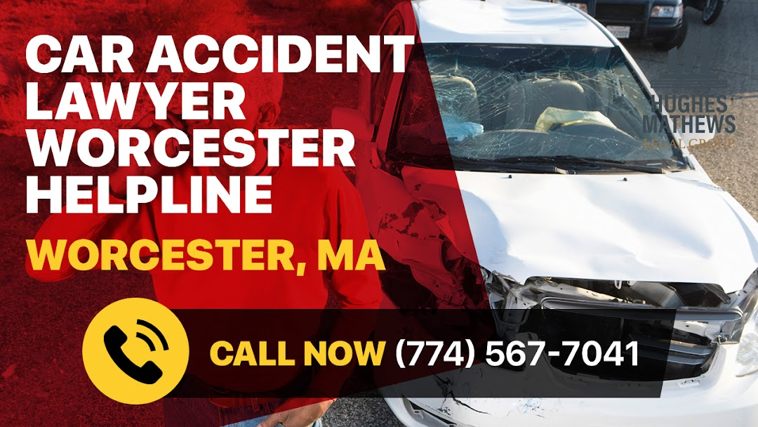 Worcester MA Lawyers- Personal Injury, Car Accident, Work Comp