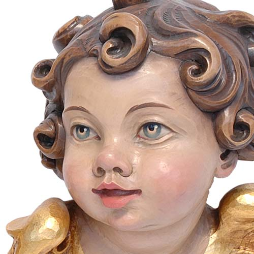 Photo: Testine d'angelo Engelsköpfe Angels' heads / Cabezas de ángel / Têtes d'anges Link: http://www.franco.it/Shop.aspx?shoplinkid=1000