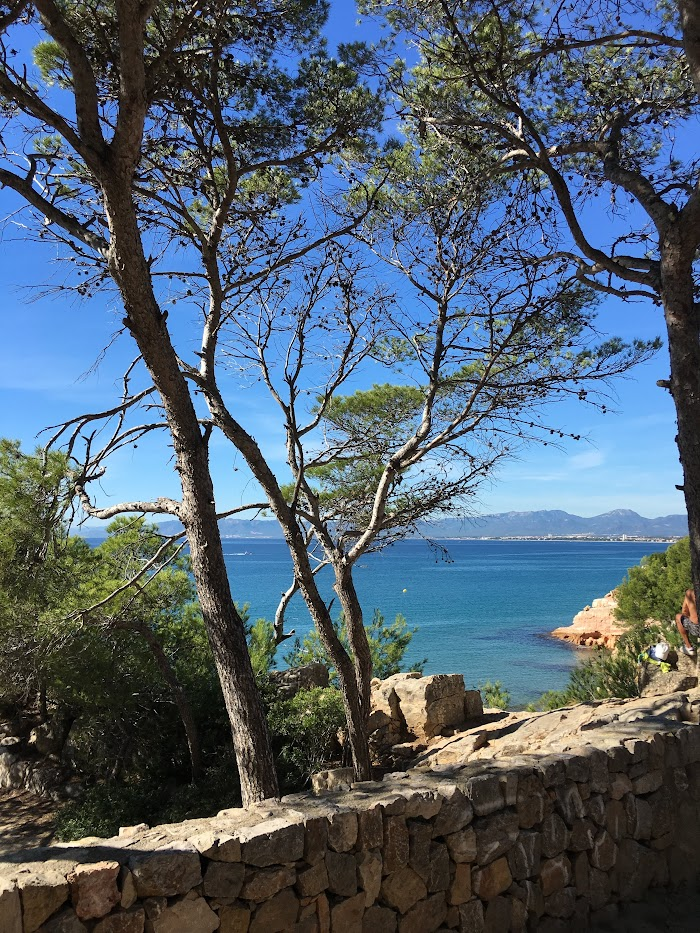 Camino de Ronda in Salou - een wandelpromenade langs de mooiste stranden van Salou en Cabo de Salou