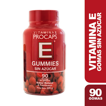 E Vitamina E Procaps Gomas