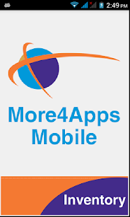 More4Apps Mobile Inventory - náhled
