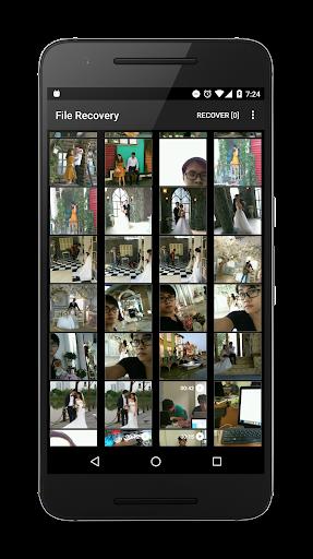 ファイルリカバリー - 写真やビデオを復元