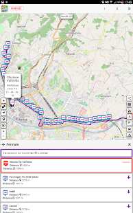 Firenze dove, cosa. Km4City- miniatura screenshot