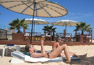 Photo: Morabeza -hotellin rannalla vaihteeksi