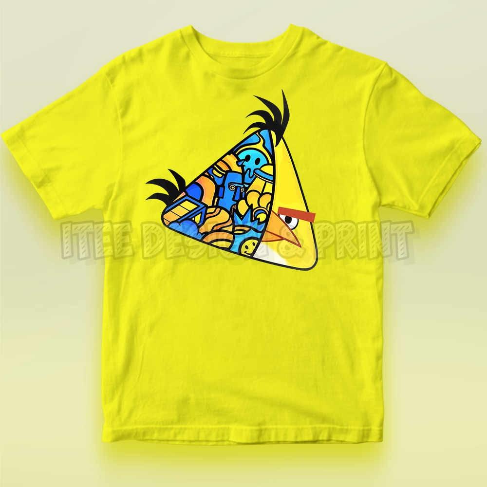 Chuck Angry Bird Yellow 6