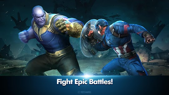 MARVEL Future Fight MOD Apk 6.2.0 (Unlimited Money/Gold) 2