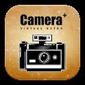 Vintage Retro Camera Plus icon