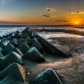 by Wah Yuen Lau - Landscapes Sunsets & Sunrises
