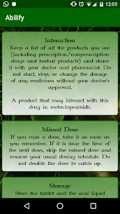 Medicine & Drugs Dictionary App Download For Android 5