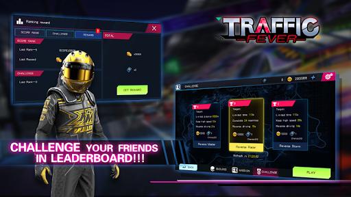 Code Triche Traffic Fever APK MOD (Astuce) screenshots 5