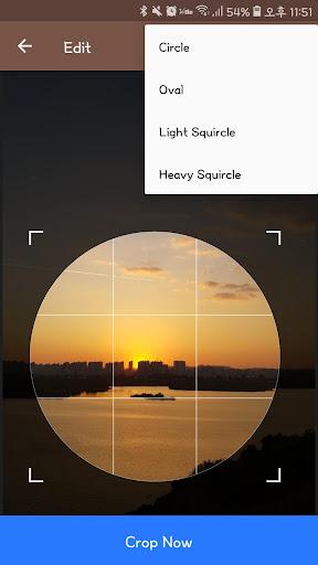 Circle Cutter (round, profile, app icon maker) screenshots 3