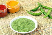 Green Chilly Chutney