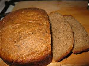 Slow Cooker Rye Bread Recipe
