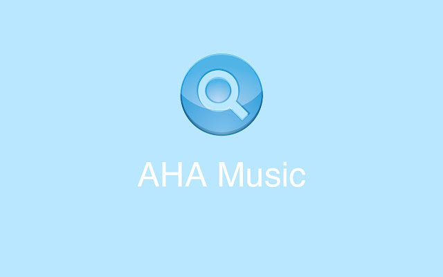 AHA Music - Musikerkennung Screenshot