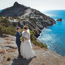 Wedding photographer Evgeniy Golovin (Zamesito). Photo of 08.10.2017