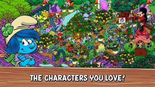 Smurfs' Village  screenshots 3