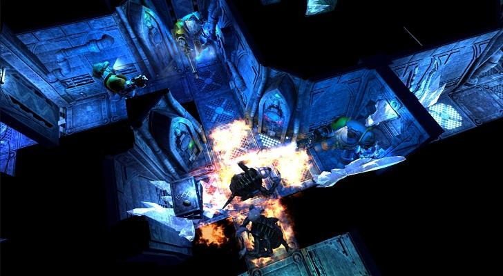 SPACE HULK- screenshot