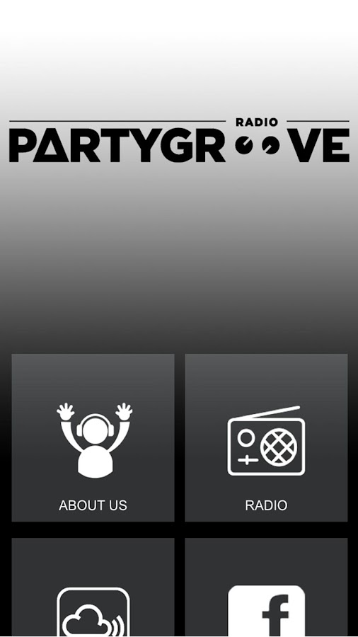 Party Groove Radio- screenshot