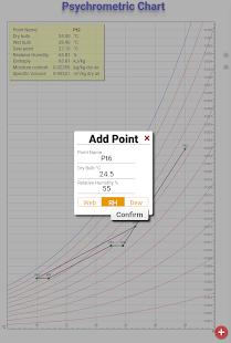 Psychrometric Chart for PC-Windows 7,8,10 and Mac apk screenshot 9