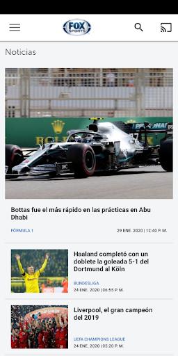 FOX Sports Latinoamu00e9rica 9.1.5 Screenshots 5