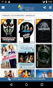 SuperCines Movil- screenshot thumbnail