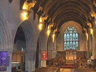 'Splinters of Light' to light up church interior