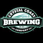 Logo of Crystal Coast Money Island Black Lager