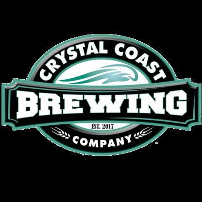 Logo of Crystal Coast Macon Waves DIPA W/Raspberries