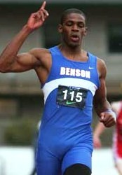 Nate Anderson dominates the 400 at the 2006 Team XO Invite. Photo by Craig Volpe.