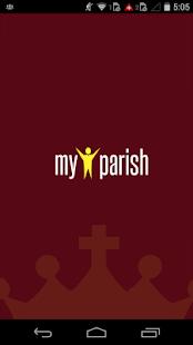 Myparish - náhled