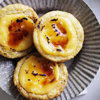 Little Portuguese Tarts.